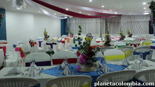 Fotos de sal n de eventos cristianos c stilla real en kennedy for Salon des eta