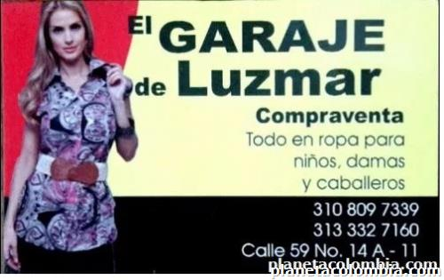 0f3bf2a3f Luzmar Compra y Venta de Ropa Usada en Chapinero