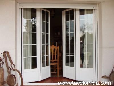 Fotos de aluminio ventanas puertas vidrios y cortinas en engativ - Cortinas para puertas de aluminio ...