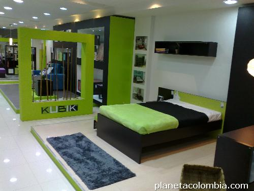 Fotos de tienda de muebles kubik for Almacenes de muebles en bogota
