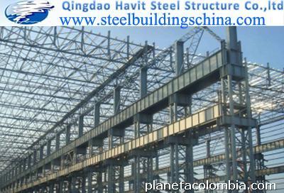 Fotos de estructura met lica estructuras de acero casa - Estructuras de acero para casas ...