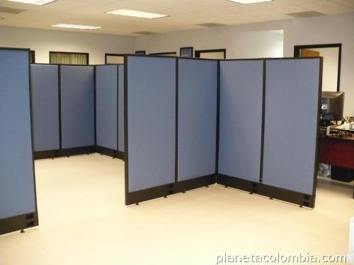 Somos fabricante de divisiones de oficina tel fono for Divisiones de oficina