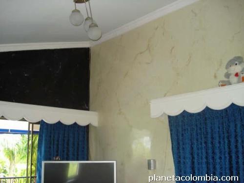 Fotos de f brica de cornisas molduras trabajos en drywall for Modelos de techos en drywall