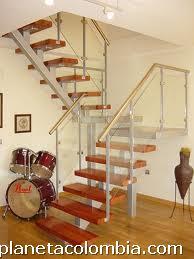 Fotos de escaleras rectas y en caracol - Fotos de escaleras caracol ...