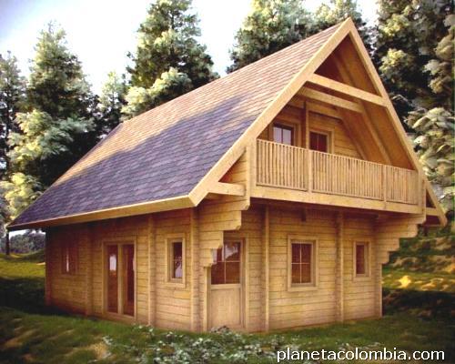 Caba as y casas de madera prefabricadas en cali tel fono for Precios de cabanas prefabricadas