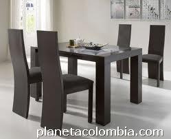 Silas de comedor en bucaramanga - Muebles jose maria santander ...