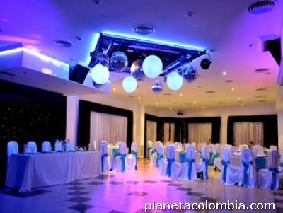 Fotos de salones para fiestas bogot salones para bodas for Salones economicos