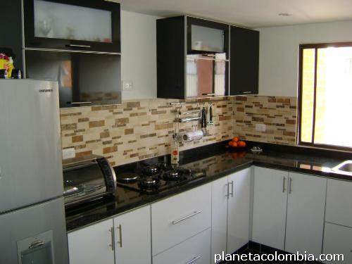 Fotos de cocinas integrales arkococinas arquitectura en for Cocinas integrales en u