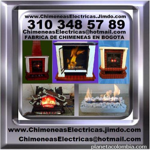 Fotos de Fábrica De Chimeneas Eléctricas o Etanol, con ...