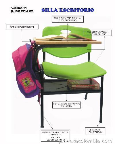 Muebles en tubo villavicencio 20170802201734 for Comedores escolares en colombia