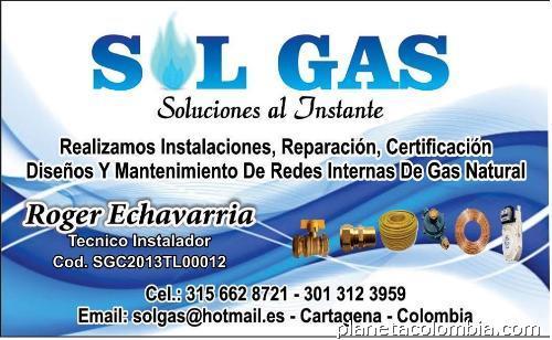 Fotos de instalaci n gas natural en cartagena for Imagenes de gas natural