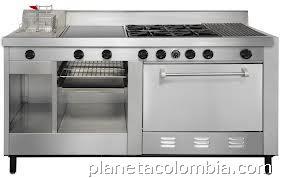 Estufas industriales a gas colombia for Estufas de gas industriales