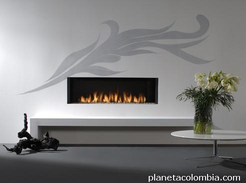Mantenimiento de chimeneas 8068666 en chia tel fono - Chimenea de gas natural ...