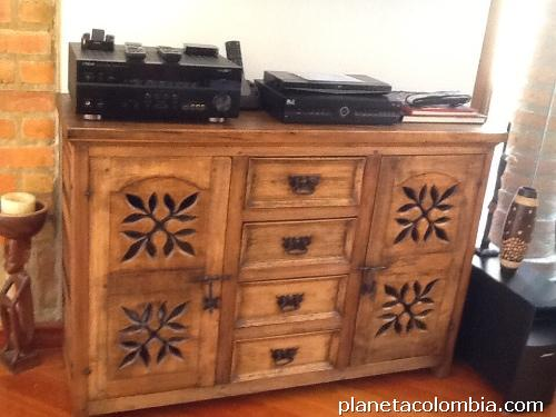 Fotos de vendo muebles r sticos perfecto estado y muy buen for Muebles rusticos precios
