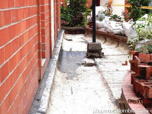 Fotos de impermeabilizaciones de terrazas cubiertas y for Terrazas de kennedy