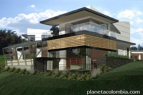 Constructora madera y concreto en medell n tel fono - Casas de madera y cemento ...