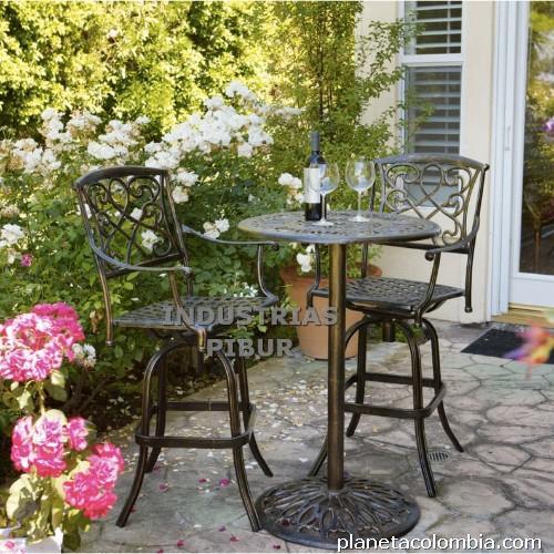 Fotos de muebles para exteriores jardines terrazas balc n for Muebles de exterior para terrazas
