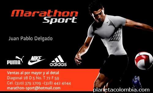 8260a9411a7a7 Marathón Sport Ropa Deportiva en Cali  teléfono y dirección