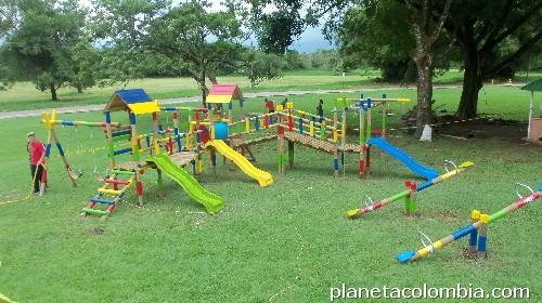 Juegos para parques infantiles en Villavicencio, Meta en ...