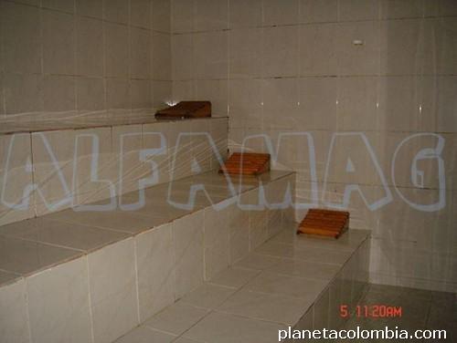 Saunas y ba os turcos en bosa tel fono - Bano turco en casa ...