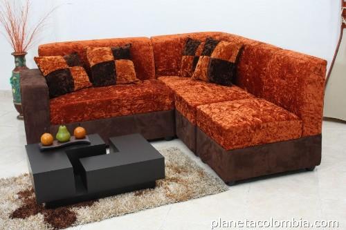 Fotos de muebles jhony punto de f brica salas sof for Sofas y punto