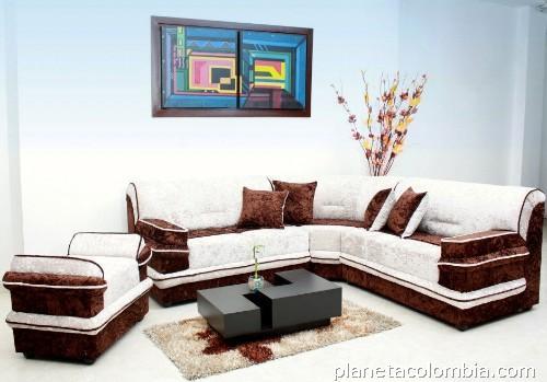 Muebles jhony somos fabricantes de muebles salas , sofá ...