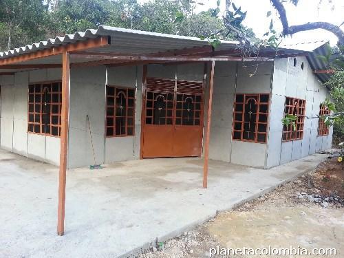 Fotos de casas prefabricadas facatativa cundinamarca - Fotos casas prefabricadas ...