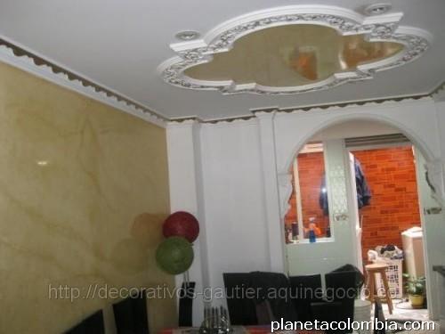Fotos de escayola real f brica de cornisas y drywall en - Cornisas de escayola ...