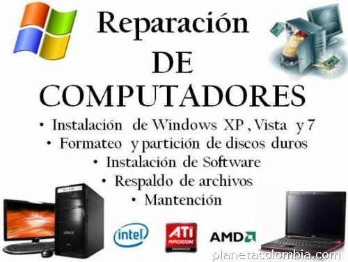 Fotos de reparaci n de computadores de escritorio y for Reparacion de portatiles en barcelona