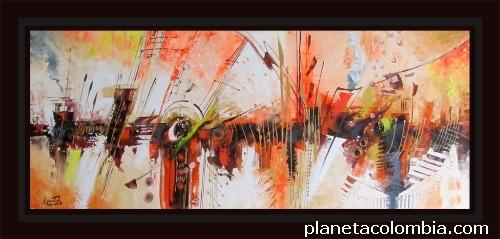 Fotos de cuadros en leo modernos cuadros decorativos for Imagenes de cuadros modernos