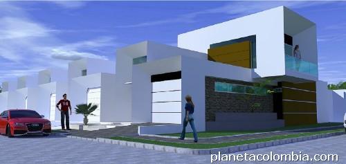 Fotos de casa castellana 2 pisos excelente proyecto a un for Avere un costo costruito casa