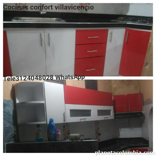 cocinas integrales en villavicencio tel fono direcci n y