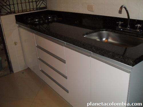 Closet cocinas integrales puertas acero m rmol y mucho mas en valledupar - Muebles de cocina en cartagena ...