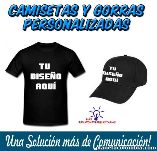 6f989d529651a Camisetas Y Gorras Personalizadas Para Empresas Y Eventos en Yopal