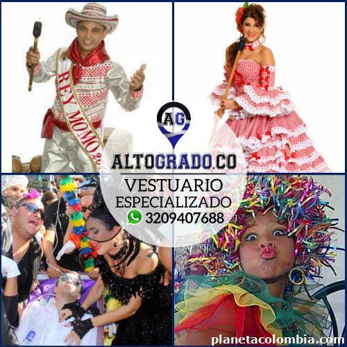 Alquiler Venta - Disfraces Trajes Carnaval De Barranquilla en ... d45ea989fdb