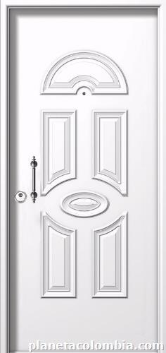 Fotos de puertas met licas en bucaramanga for Fotos puertas metalicas