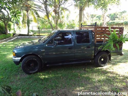 Vendo Camioneta 4x4 Chevrolet Luv 2300 En Neiva Telfono